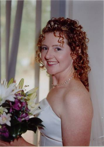 Heather - Redhead, 3b, Long hair styles, Wedding hairstyles, Readers, Female, Curly hair Hairstyle Picture