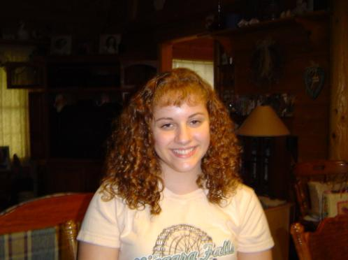 Emily - Redhead, 3c, Medium hair styles, Readers, Female, Curly hair Hairstyle Picture