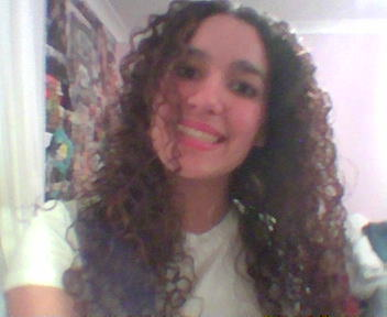 Nicole - Brunette, 3b, Long hair styles, Readers, Female, Curly hair Hairstyle Picture