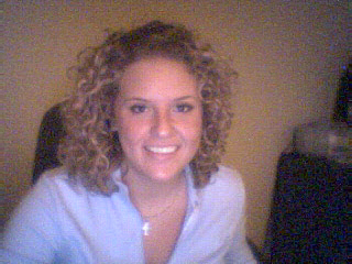 Jerica Derr - Blonde, 3b, Medium hair styles, Readers, Female, Curly hair Hairstyle Picture