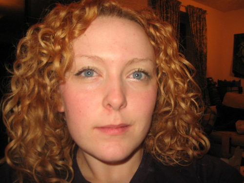 aj wilson - Blonde, 3b, Medium hair styles, Readers, Female, Curly hair Hairstyle Picture