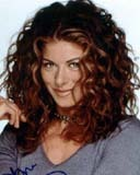 Debra Messing - Redhead, 3b, Celebrities, Medium hair styles, Female, Curly hair Hairstyle Picture