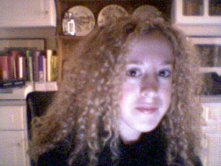 helen - Blonde, 3a, Medium hair styles, Readers, Female, Curly hair Hairstyle Picture