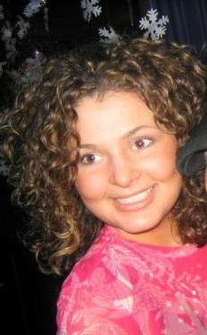 Jamie - Brunette, 3b, Medium hair styles, Readers, Female, Curly hair Hairstyle Picture