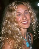 Sarah Jessica Parker - Blonde, 3a, Celebrities, Long hair styles, Female, Curly hair Hairstyle Picture