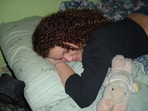 RainaJoi - Brunette, 3c, Long hair styles, Readers, Curly hair, Teen hair Hairstyle Picture