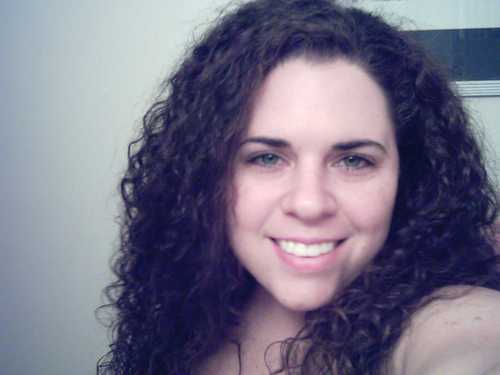 Amanda - Brunette, 3b, Long hair styles, Readers, Female, Curly hair Hairstyle Picture