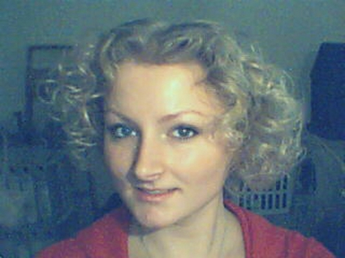 ASia - Blonde, 3a, Short hair styles, Readers, Female, Curly hair Hairstyle Picture