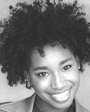 Shawnda Thompson - Brunette, 3c, 4a, Celebrities, Short hair styles, Kinky hair, Female, Curly hair Hairstyle Picture