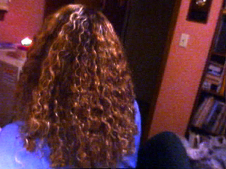 Saray Brown - Brunette, 3b, Long hair styles, Readers, Female, Curly hair Hairstyle Picture
