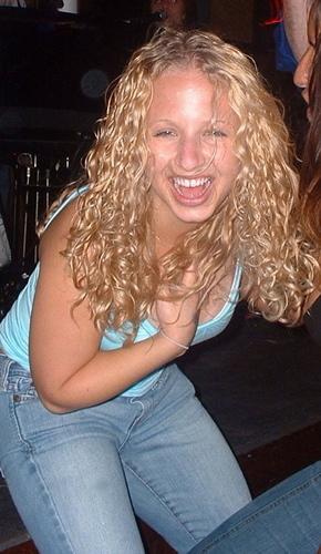 Diane - Blonde, 3b, Long hair styles, Readers, Curly hair, Teen hair Hairstyle Picture