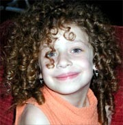 Rachel - Brunette, 3b, Kids hair, Long hair styles, Readers, Curly hair Hairstyle Picture
