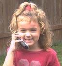 Kennedy, Seattle - Blonde, 2b, Wavy hair, Medium hair styles, Kids hair, Updos, Readers Hairstyle Picture