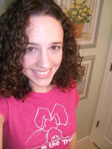 Victoria - Brunette, 3a, Medium hair styles, Readers, Curly hair, Teen hair Hairstyle Picture