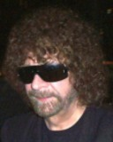 Jeff Lynne - Brunette, 3a, Celebrities, Male, Medium hair styles, Curly hair Hairstyle Picture