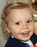 Baby Finn, San Francisco, Calif. - Blonde, 2b, Short hair styles, Kids hair, Readers Hairstyle Picture