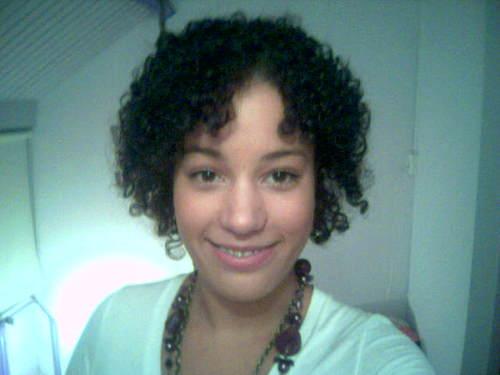 Rose - Brunette, 3b, 3c, Short hair styles, Readers, Female, Curly hair, Teen hair Hairstyle Picture