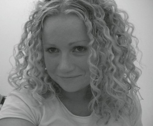 Zoe - Blonde, 3b, Medium hair styles, Readers, Female, Curly hair Hairstyle Picture