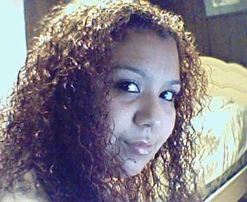 Leila Arellano - Brunette, 3c, Long hair styles, Readers, Female, Curly hair Hairstyle Picture