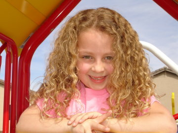 Amy Kurko - Blonde, 3b, 3a, Kids hair, Long hair styles, Summer hair, Readers, Curly hair Hairstyle Picture