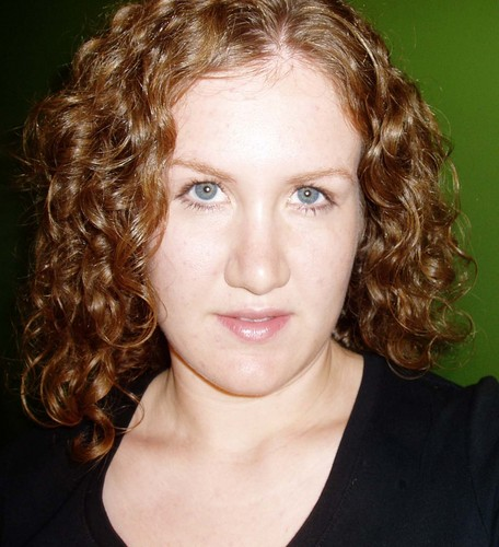 Michaela - Blonde, 3b, 3a, Medium hair styles, Readers, Female, Curly hair Hairstyle Picture