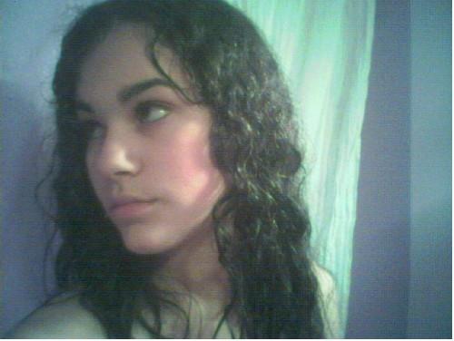 Ellie - 2a, Brunette, Wavy hair, Long hair styles, Readers, Teen hair Hairstyle Picture