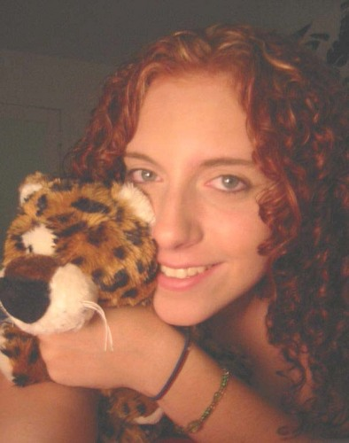 Rita - Redhead, 3b, Long hair styles, Readers, Curly hair, Teen hair Hairstyle Picture