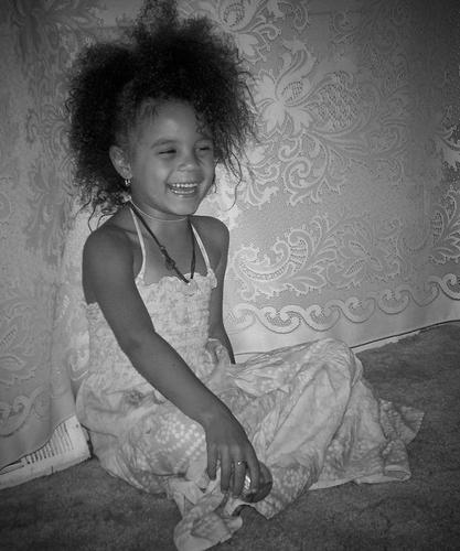 AhNaya - Brunette, 4a, 4b, Short hair styles, Kids hair, Kinky hair, Afro, Readers, Curly hair Hairstyle Picture