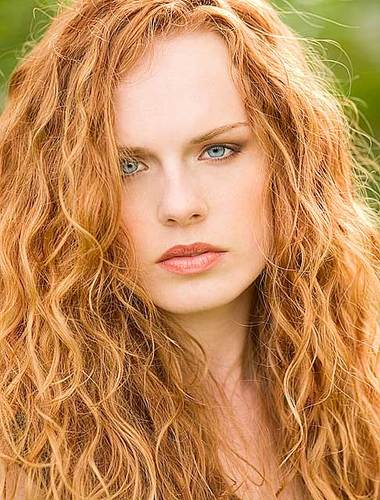 Bailey Meadows - Redhead, 2b, 3a, Wavy hair, Long hair styles, Readers, Female, Curly hair Hairstyle Picture