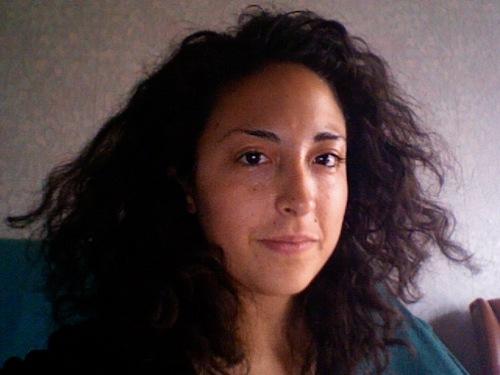Daniela - Brunette, 2b, 3a, Wavy hair, Medium hair styles, Long hair styles, Readers, Female, Curly hair Hairstyle Picture