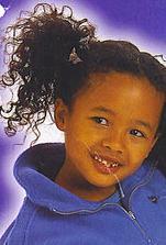 Kiana - Brunette, 3b, 3a, Medium hair styles, Kids hair, Updos, Readers, Curly hair Hairstyle Picture