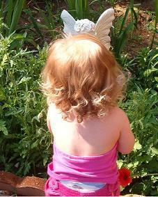 Lilli's Mom - Redhead, Blonde, 2b, Wavy hair, Medium hair styles, Kids hair, Summer hair, Readers Hairstyle Picture