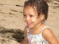 Ocean G. - Brunette, 3c, Short hair styles, Kids hair, Readers, Curly hair Hairstyle Picture