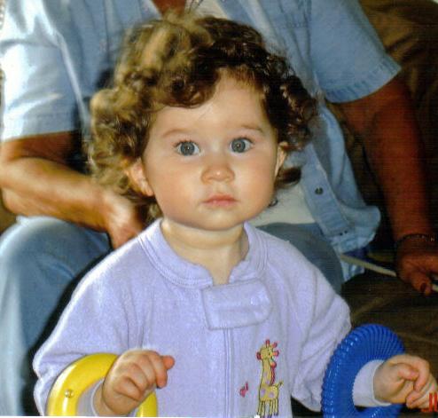 Elizabeth - Brunette, 3a, Short hair styles, Kids hair, Readers, Curly hair Hairstyle Picture