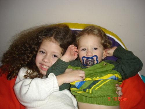 Kaitlyn & Joseph - Kids hair, Long hair styles, Readers, Curly hair Hairstyle Picture