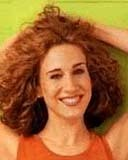 Sarah Jessica Parker - 2a, Brunette, Celebrities, Wavy hair, Long hair styles, Female Hairstyle Picture