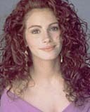 Julia Roberts - Redhead, 3a, Celebrities, Long hair styles Hairstyle Picture