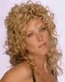 Laura Wright - Blonde, 3a, Celebrities, Long hair styles, Female, Curly hair Hairstyle Picture