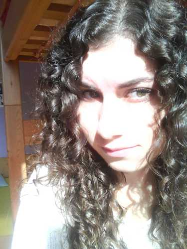 Waves in the morning sun - Brunette, 2b, Wavy hair, Female, Curly hair, Teen hair, 2c, Adult hair Hairstyle Picture