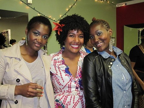 Naturals Night Out - Natural Hair Celebration Hairstyle Picture