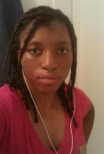 individual braids - Medium hair styles, Long hair styles, Readers, Female, Curly hair, Black hair, Adult hair Hairstyle Picture