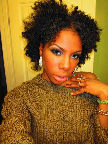 9 months natural!! - Readers Hairstyle Picture