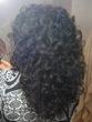 Curly hair (b2, I think)