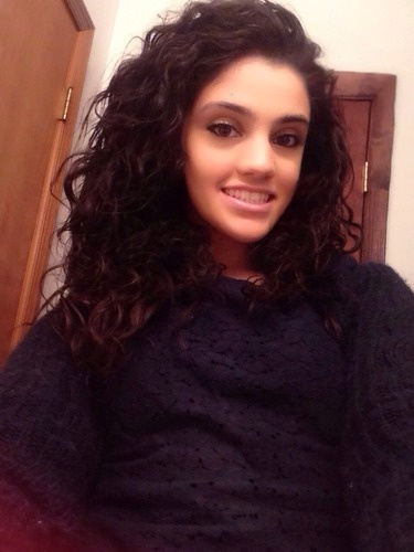 Natural curls - Brunette, 3a, Celebrities, Medium hair styles, Readers, Female, Curly hair, Teen hair, Makeovers, Black hair, Adult hair Hairstyle Picture