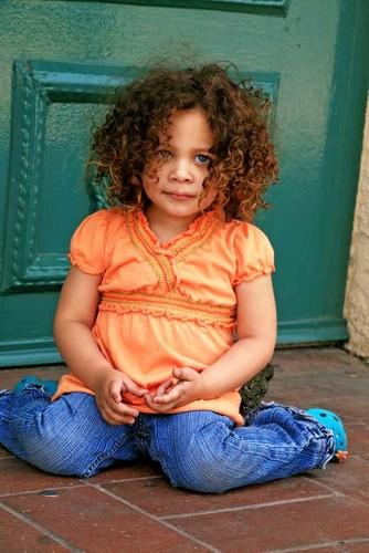 tender headed princess - 3c, Kids hair, Readers, Curly hair Hairstyle Picture
