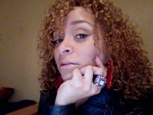 Simply Curl-Tastic!! - Brunette, 3b, Medium hair styles, Readers, Female, Adult hair Hairstyle Picture