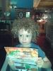my son's curls