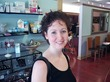 Valerie after her big cut!
