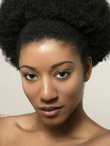 Gorgeous 4c - Short hair styles, Medium hair styles, Kinky hair, Afro, Styles, Female, Black hair, Adult hair, Afro puff, 4c Hairstyle Picture
