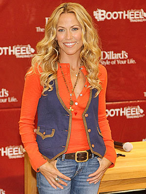 Sheryl Crow - Blonde, 3a, Celebrities, Long hair styles, Female Hairstyle Picture